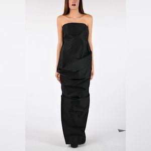 Rick Owens SS18 Dirt Elipse dress size 4 BNWT